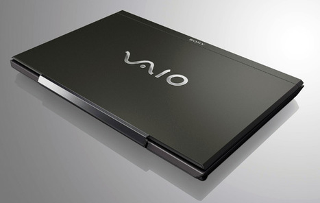 Sony VAIO S Series get an updated design | All Geeks | Scoop.it