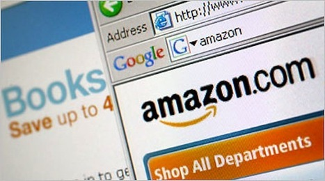 Amazon Redesigns Website To Be Tablet-Friendly @PSFK | Retail | Scoop.it