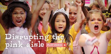 Triunfa un anuncio en YouTube que incita a las niñas a estudiar ingeniería | Managing Technology and Talent for Learning & Innovation | Scoop.it