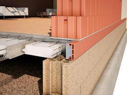 La construction brique en vogue pour réduire les ponts thermiques ? | Terre cuite France | Scoop.it