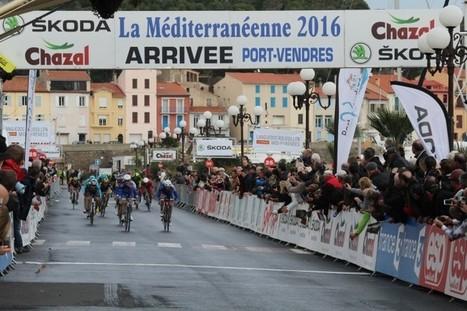 Port-Vendres : La Cité de Vénus ville-étape de la course cycliste La Méditerranéenne - Le Journal Catalan | L'info des Pyrénées-Orientales | Scoop.it
