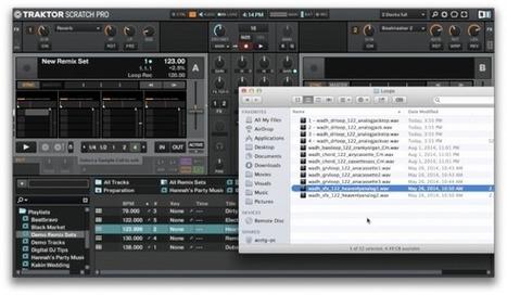 Bluffer's Guide to Traktor's Remix Decks, Part 3   DJing   Scoop.it