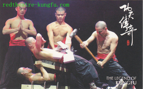 The Kung Fu performance show in Red Theatre is very elaborate | Beijing Kungfu Show | Scoop.it