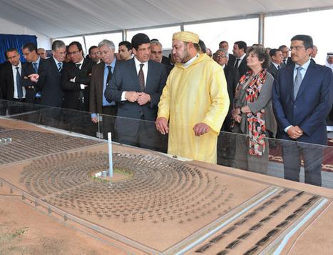 Le Maroc lance des appels d'offre pour la construction de 2 centrales solaires à Ouarzazate | Philippe TREBAUL on SCOOP.IT - @TREBAULPhilippe - MAJORS DE LA FILIERE BTP - WWW. COPTOS.COM | Scoop.it
