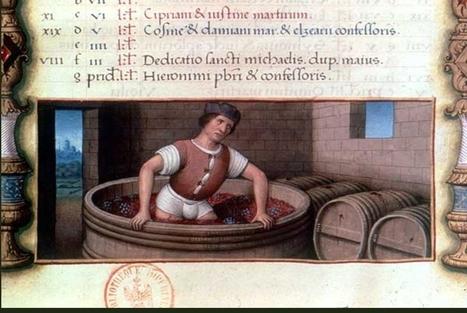 Goûter au Moyen Âge | Ressources pour les Arts Visuels en primaire | Scoop.it