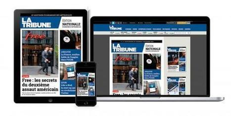 La Tribune lance sa nouvelle édition quotidienne numérique   Journalisme, presse, médias, réseaux sociaux... what's up ?   Scoop.it