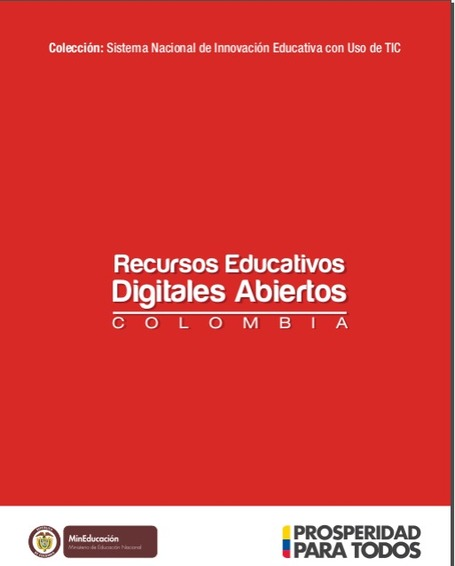 Recursos Educativos Digitales Abiertos - Libro descargable | Educacion, ecologia y TIC | Scoop.it