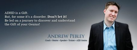 Andrew Pebley ADHD Coaching for Professionals & Executives | Facebook | Human Canvasser for Profit | Scoop.it