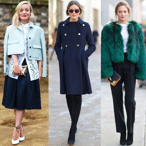 Fall 2014 Street Style Trend Report   Senior Seminar (Fashion Buying and Blogging)   Scoop.it