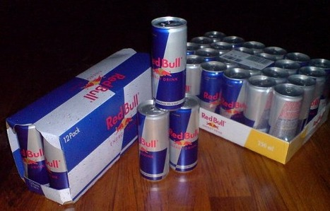 Is Red Bull Downplaying Research On The Harms Of Mixing Alcohol And Energy Drinks? | Drugs, Society, Human Rights & Justice | Scoop.it