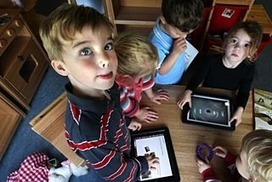 Not all appy children get best of educations | mLearning in early childhood education | Scoop.it