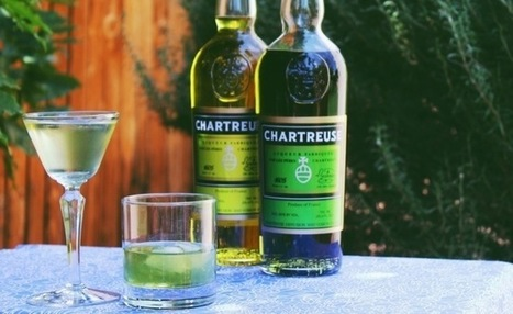 Chartreuse | Simple Cocktails | The Mystery of the Chartreuse Liqueur | Scoop.it