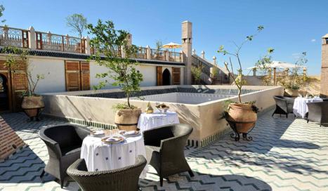Riad luxe Marrakech | mindevs | Scoop.it