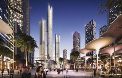 [City Fiction, MARKETING & MUCH MORE…] SOM unveils vision of new Egyptian capital city | The Architecture of the City | Scoop.it