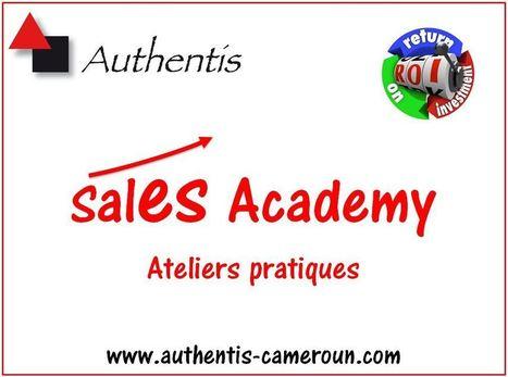 Ateliers d'entraînement aux techniques de ventes ! | Activités Authentis Formations | Scoop.it