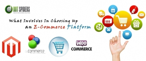 What Involves In Choosing Up an E-Commerce Platform | What is Search Engine Optimization? | Scoop.it