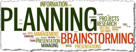 Les cartes mentales (mind maps) pour collecter, organiser et donner du sens aux idées et informations - EURESIS | François MAGNAN  Formateur Consultant | Scoop.it