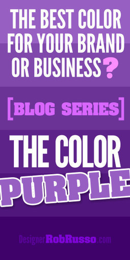 Purple Logo Inspiration | Best Color for Branding | Popular Logo Colors | A Passion For Print | Scoop.it