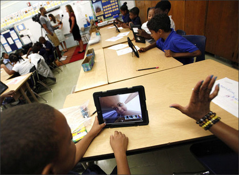 "Curriculum Prompts New Concerns in L.A. iPad Plan | Buffy Hamilton's Unquiet Commonplace ""Book"" 