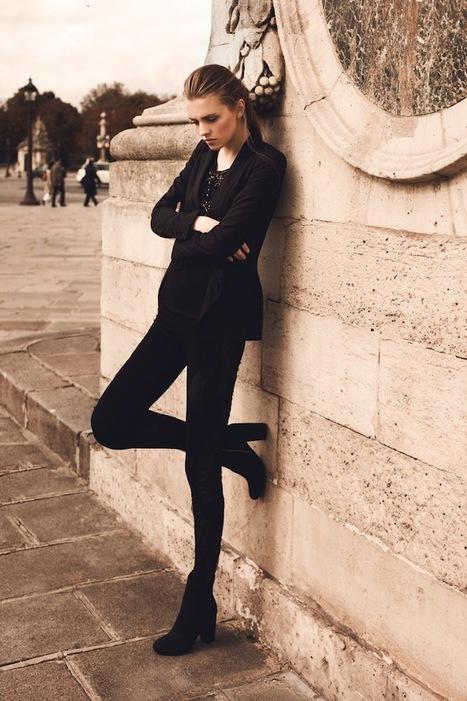 [shooting] Agnes Dragon (AS Management, WM Paris) by Sebastian Cviq | The Social Touch | Scoop.it