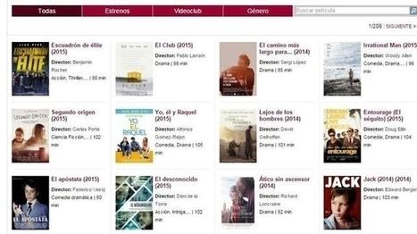 El Ministerio de Cultura lanza un buscador con más de 14.000 películas para ver «on-line» #cine | Educación,cine y medios audiovisuales | Scoop.it