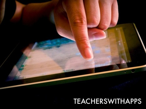 8 Frequent Mistakes Made with iPads in School | Active learning applications | Scoop.it