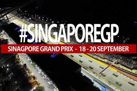 Watch Singapore Grand Prix 2015 online from anywhere   Invisible Browsing VPN   Scoop.it