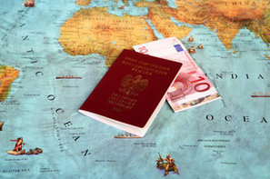 Carte : Combien rapporte un touriste à chaque pays | Travel the world | Scoop.it