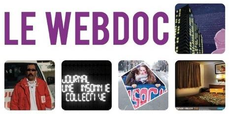 Les premières pages du livre « Le webdoc existe-t-il ? » | Visioni digitali & Formazione | Scoop.it