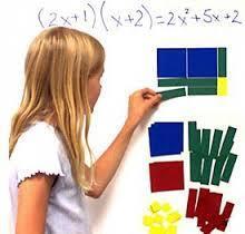 Algebra Tiles - NLVM | Solving Equations by Factoring | Scoop.it