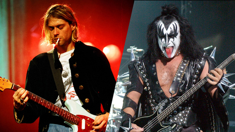 Nirvana, KISS, Cat Stevens Among 2014 Rock Hall of Fame Inductees | Record Album Covers | Scoop.it