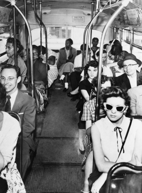 27 Heartbreaking Photos That Sums Up The Racial Segregation Era In The United States | Remember the Titans | Scoop.it