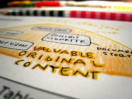 Content is king, so make sure your brand content stands out | AtDotCom Social media | Scoop.it