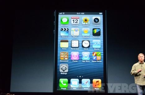iPhone 5: scheda tecnica e principali novità | AndroidPlaya | WEBOLUTION! | Scoop.it