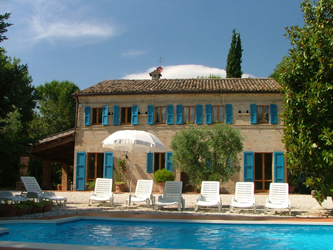 Villa for long-term rental in Marche | Holidays in Marche | Scoop.it