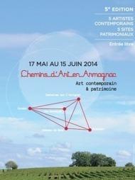 Les Chemins d'art en Armagnac sont ouverts jusqu'au 15 juin | Salon des Antiquaires - 2-6 Avril 2015 - Biarritz | Scoop.it