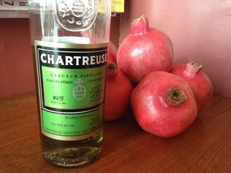 All About Chartreuse, and How to Make the Last Word Cocktail | The Mystery of the Chartreuse Liqueur | Scoop.it