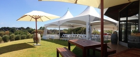 Wedding Ceremony Gallery | Outdoor Wedding Gallery | Event Hire Peninsula | Scoop.it