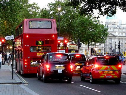 Carros poluidores devem ser proibidos no centro de Londres | Urban Life | Scoop.it