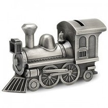 Money Box - Train $59 (AUD) | FREE Delivery | Red Wrappings | Birthday Gifts | Scoop.it
