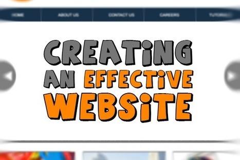 5 Tips For an Effective Website | Content Marketing | Scoop.it