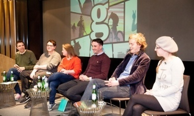 Guardian Live event: on games, augmented reality and trucking simulators | Augmented Reality Games in Tourism | Scoop.it