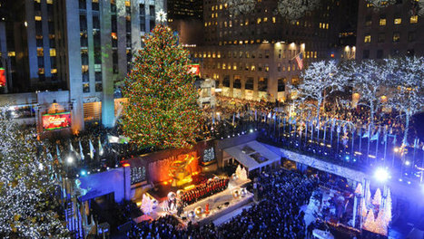 3 New York Hotels Perfect for a Christmas Getaway | Blogging | Scoop.it
