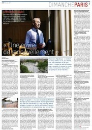 Interview de Bertrand Delanoë dans le JDD (16 juin 2013) | #PS18 | Scoop.it