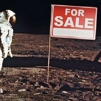 Can you buy land on the Moon? | Space matters | Scoop.it
