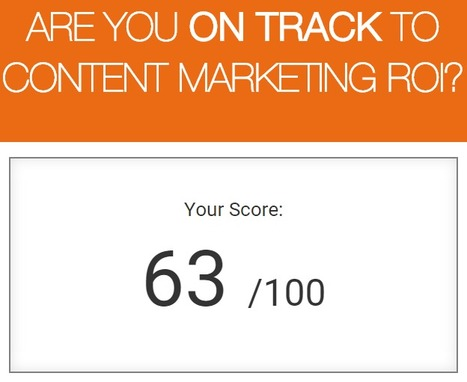Grade your Content Marketing with Free Tool | Content Marketing and Curation for Small Business | Scoop.it
