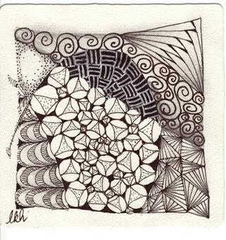 I am the diva - Certified Zentangle Teacher (CZT®): Weekly ... | Artistic Line Designs-all free | Scoop.it