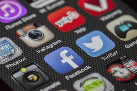 Droit : sur les réseaux sociaux, les traces semblent éternelles | Archimag | Réseaux sociaux et identité numérique | Scoop.it