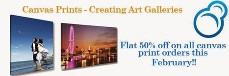 Canvas Prints – Creating Art Galleries | Canvas Prints | Scoop.it