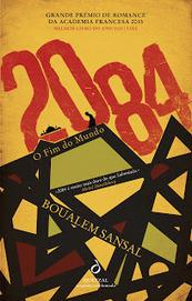 Marcador de Livros: 2084 - O Fim do Mundo, de Boualem Sansal, nas livrarias a 6 de maio | Ficção científica literária | Scoop.it